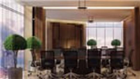 Ofis projesi Antplato, LEED Gold adayı oldu!