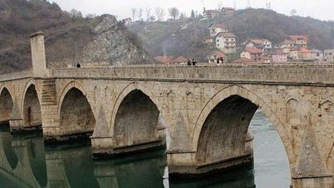 Sokollu Mehmet Paşa Köprüsü'nde çalışmalar tamamlandı