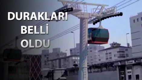 Mecidiyeköy-Çamlıca teleferik hattına onay çıktı