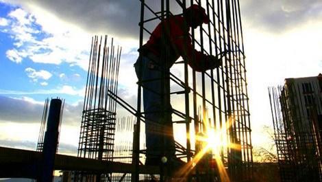 Rusya'da çalışan Türk inşaat işçileri