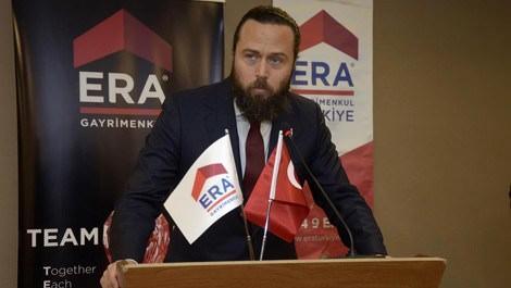 ERA Gayrimenkul Yönetim Kurulu Başkanı Can Ekşioğlu