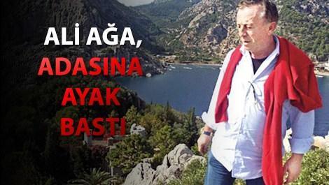 Ali Ağa, şimdi de ada aldı!