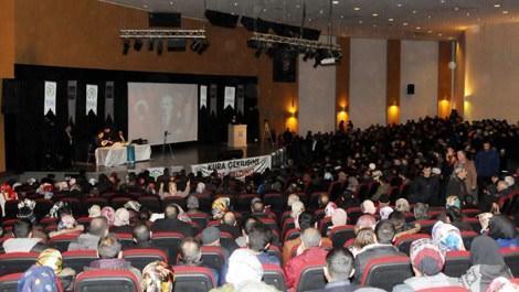 Erzurum'da 500 adet TOKİ konutu için kuralar çekildi