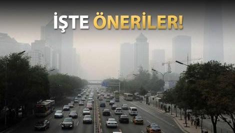 İstanbul'un hava kirliliği