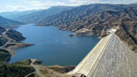 Şemkirçay Barajı