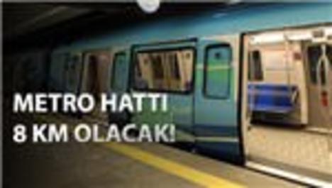 İstinye-İTÜ-Kağıthane metro hattı ihaleye çıkıyor