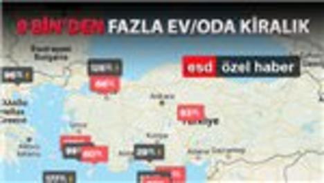Türkler Airbnb'yi sevdi!