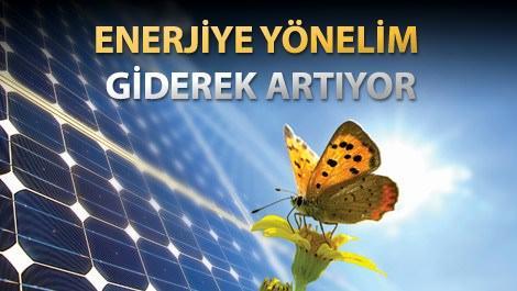 güneş enerjisi için elektrik üretimi