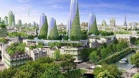 'Gayrimenkul sektörü yeşil binalara yönelecek'