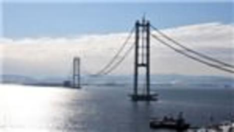 Körfez Geçiş Köprüsü, Nisan'da açılacak!