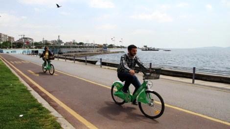 bisiklet kullanımı