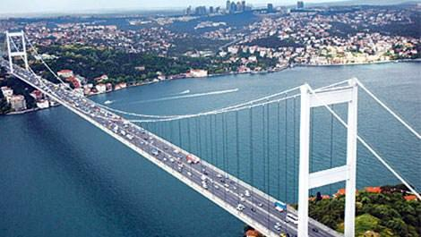 İstanbl Boğazı, köprü