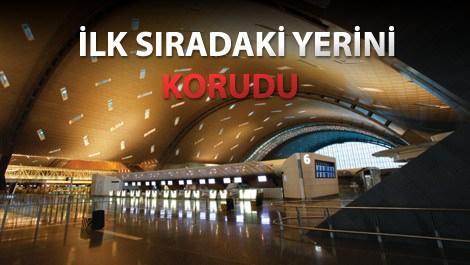 TAV, havalimanı inşaatında dünya birincisi!