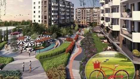 Sur Yapı, İlkbahar projesinde bisiklet hediye ediyor