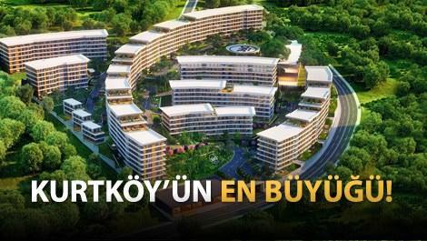 360 Kurtköy'ün yüzde 25'i kısa sürede satıldı