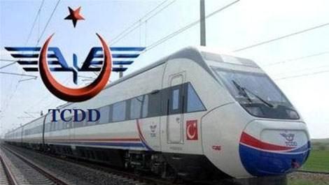 TCDD logosu ve tren, Devlet Demiryolları treni