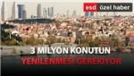 İstanbul'da kentsel dönüşüm ne durumda?