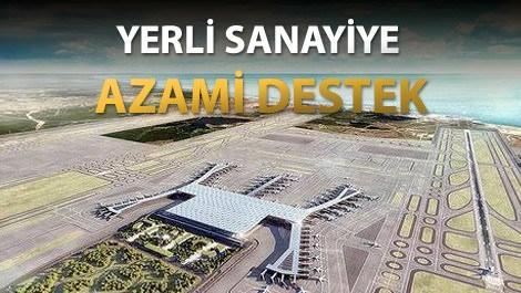 '3. havalimanı milli bir proje olarak geliştiriliyor'