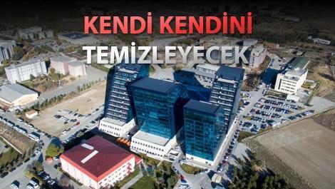 Dünyanın ilk akıllı kampüsü Hacettepe'de!