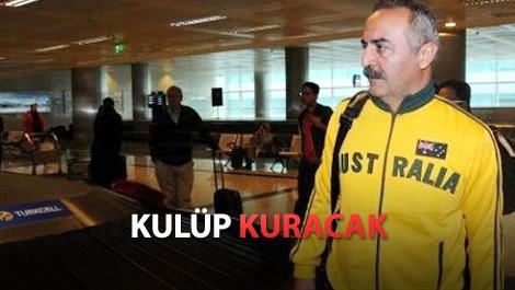 Yılmaz Erdoğan oğlu için saha yaptırdı!