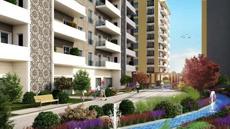 Bakırköy City projesinin blokları