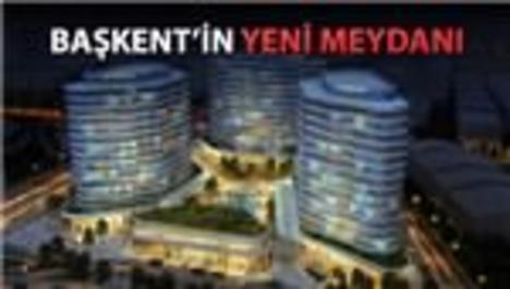 Maidan Ankara'da metrekaresi 4 bin 700 TL!