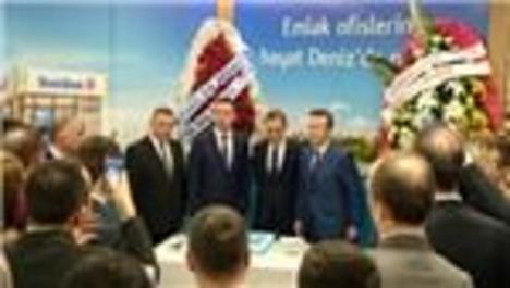 Denizbank Mortgage Hizmet Merkezi açıldı!
