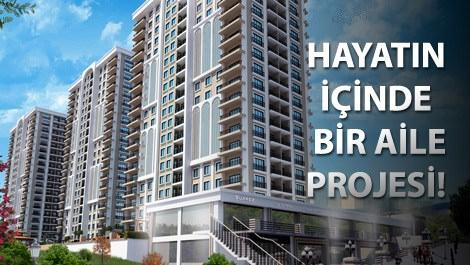 Evim Yüksekdağ projesinin blokları