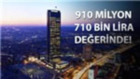 İstanbul Sapphire'in değeri açıklandı