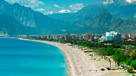 Antalya'nın en büyük AVM için yol çalışmaları başladı