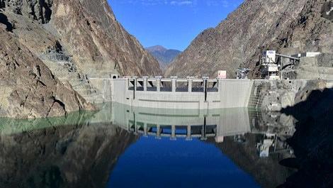 Artvin Barajı ve HES, yarın hizmete girecek