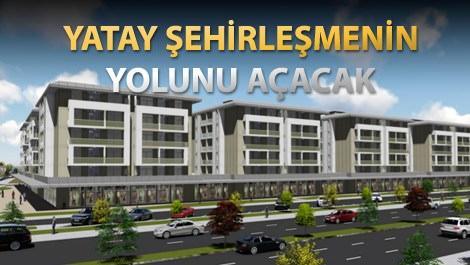Bursa'da dönüşüm ile ideal bir şehir kuruluyor