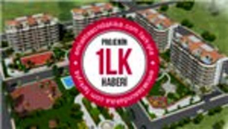 Milas Mavişehir Residence'ta 350 bin TL'ye 3+1!