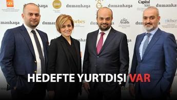Dumankaya'nın 2016 hedefi 750 milyon lira!