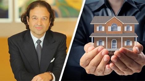 gayrimenkul maketi ve Century 21 Türkiye Yönetim Kurulu Başkanı Önder Uzel