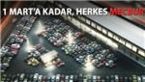 Ankara'daki tüm oto galeriler Otonomi'ye taşınacak!