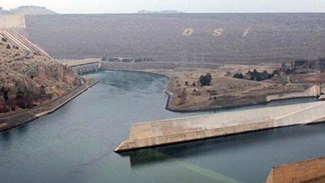 Atatürk Barajı'nda doluluk oranı