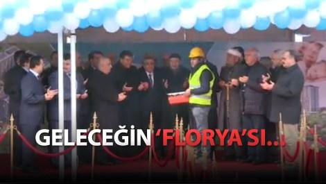 Huzurlu Marmara'nın 'temeli' dualarla atıldı