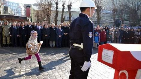 Şehit Yalçın Yamaner'in cenazesi