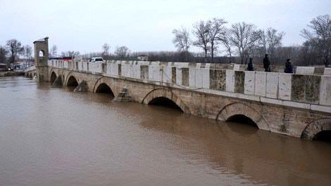 tunca nehrinin görüntüsü