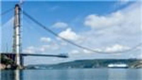 '3. köprü Temmuz-Ağustos gibi açılışa hazır'