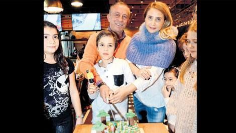 Ali Ağaoğlu doğum günü