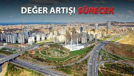 İstanbul'un yükselen değeri Ataşehir!