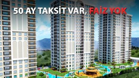 Evim Yüksekdağ Esenyurt'ta 245 bin liraya 2+1!