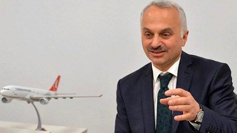 Türk Hava Yolları (THY) Genel Müdürü Temel Kotil