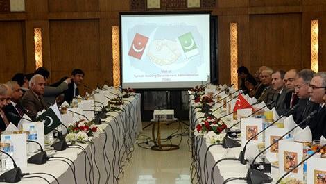 TOKİ Pakistan işbirliği
