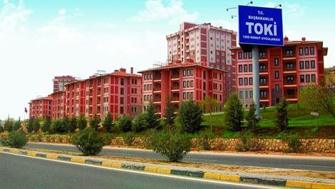 Gaziantep şehir ailelerine konut