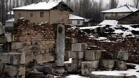 Antik kentteki 200 ev kamulaştırılıyor