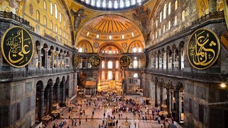 Ayasofya, turistlerin en çok ziyaret ettiği müze oldu