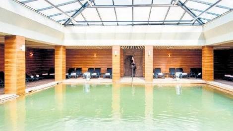 thermal hotel pamukkale
